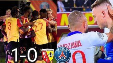 BULKA OFFRE LA VICTOIRE À LENS FACE AU PSG 1-0, TUCHEL DOIT ÊTRE VIRER DES CE SOIR